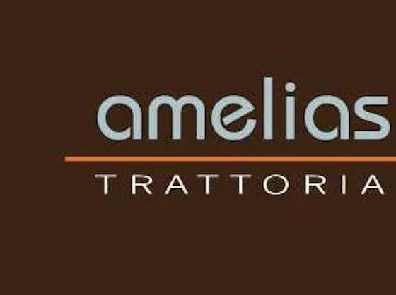 The Barstool Fund - Amelia's Trattoria