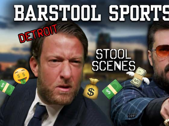 Stool Scenes 293 - A First Look At The Barstool Sportsbook in Michigan