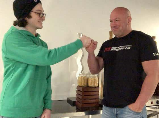 "Dana White Talks Khabib's ""Decision"", Illegal Streamers, McGregor vs Poirier II, And More"
