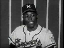 """Head Into The Weekend With Hank Aaron Putting On A Clinic On 1960's """"Homerun Derby"""" Television Series"""