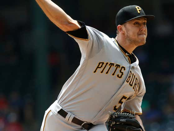 The Pirates Are Still Allowing Themselves To Make Trades For Some Reason - The Yankees Just Landed Starting Pitcher Jameson Taillon