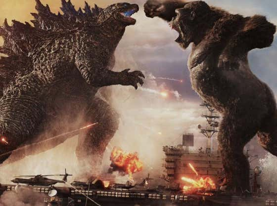 Finally We Got Our First Trailer For 'Godzilla vs. Kong' And It Looks AWESOME