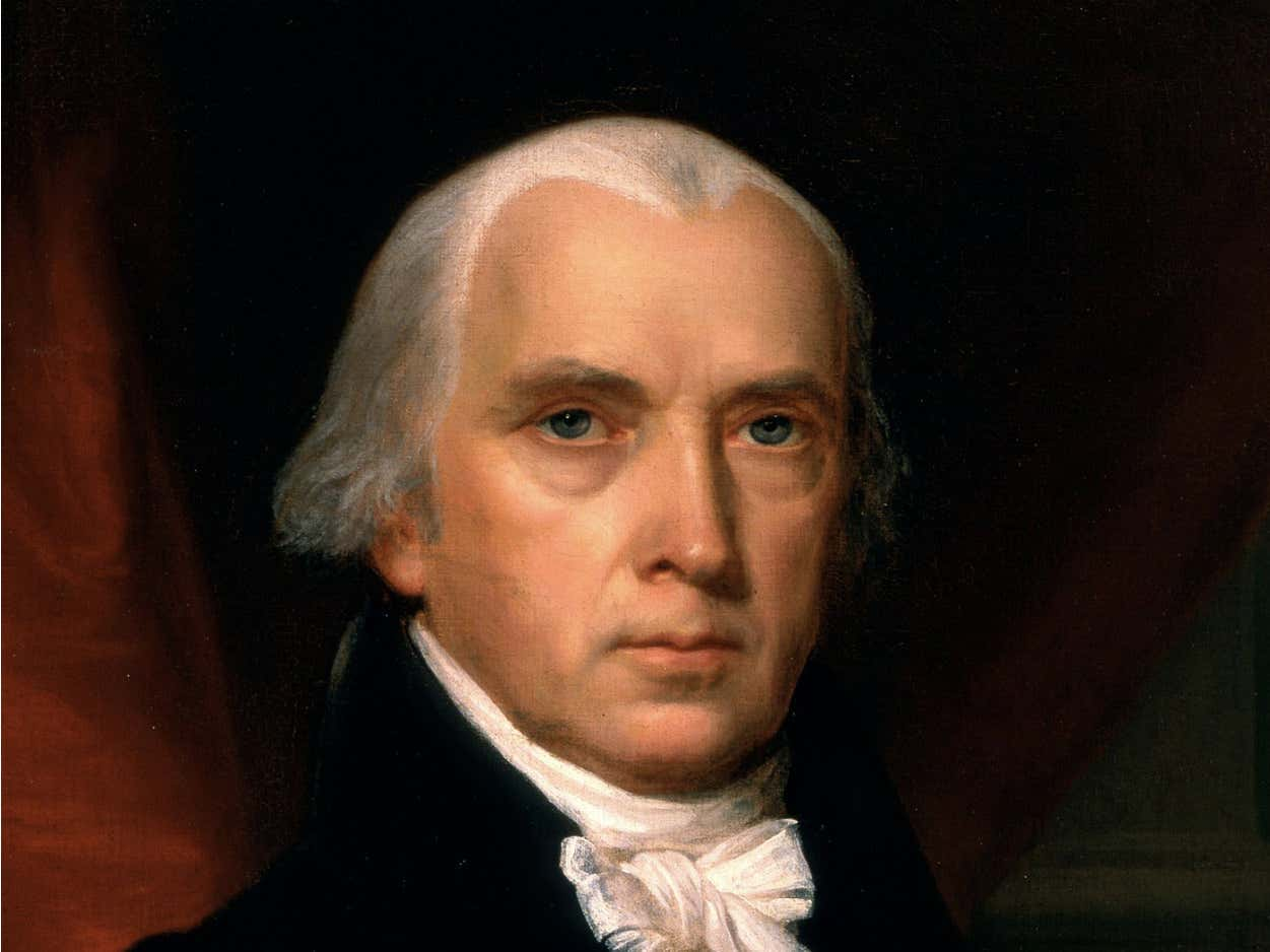 What You Didn't Learn: James Madison Edition