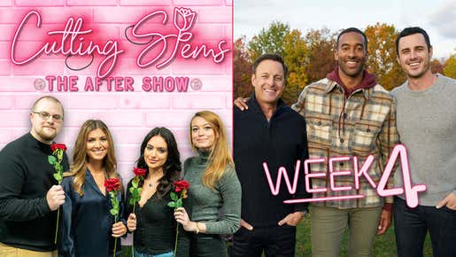 Cutting Stems: The After Show Week 4 REPLAY