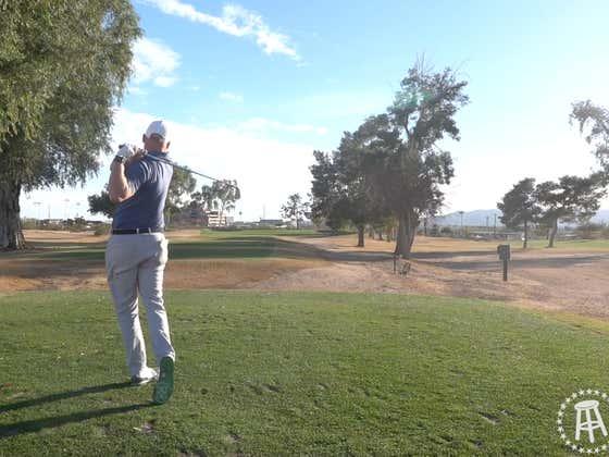 Riggs Vs Papago Golf Course, 4th Hole