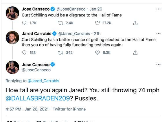 Recap Of The Jose Canseco Attacks VS Dallas Braden, The Rocket, + The Entire Baseball Universe
