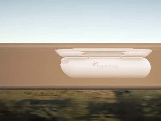 We've Got a Virtual Experience For The 760 MPH Hyperloop By 'Virgin' And It Looks Awesome