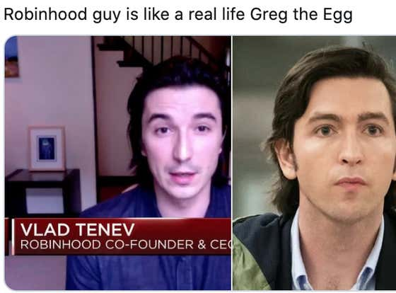 The Intern Who Compared Cuntboy Vlad To Greg The Egg Should Be Forced To Play Boar On The Floor