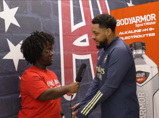 Chef Donny Joins Troopz And Zah For Arsenal Vs Man UTD Watch Along