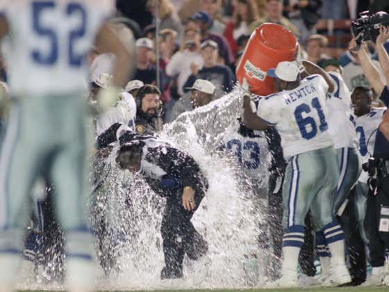 On This Date in Sports January 31, 1993: Roses for the Cowboys