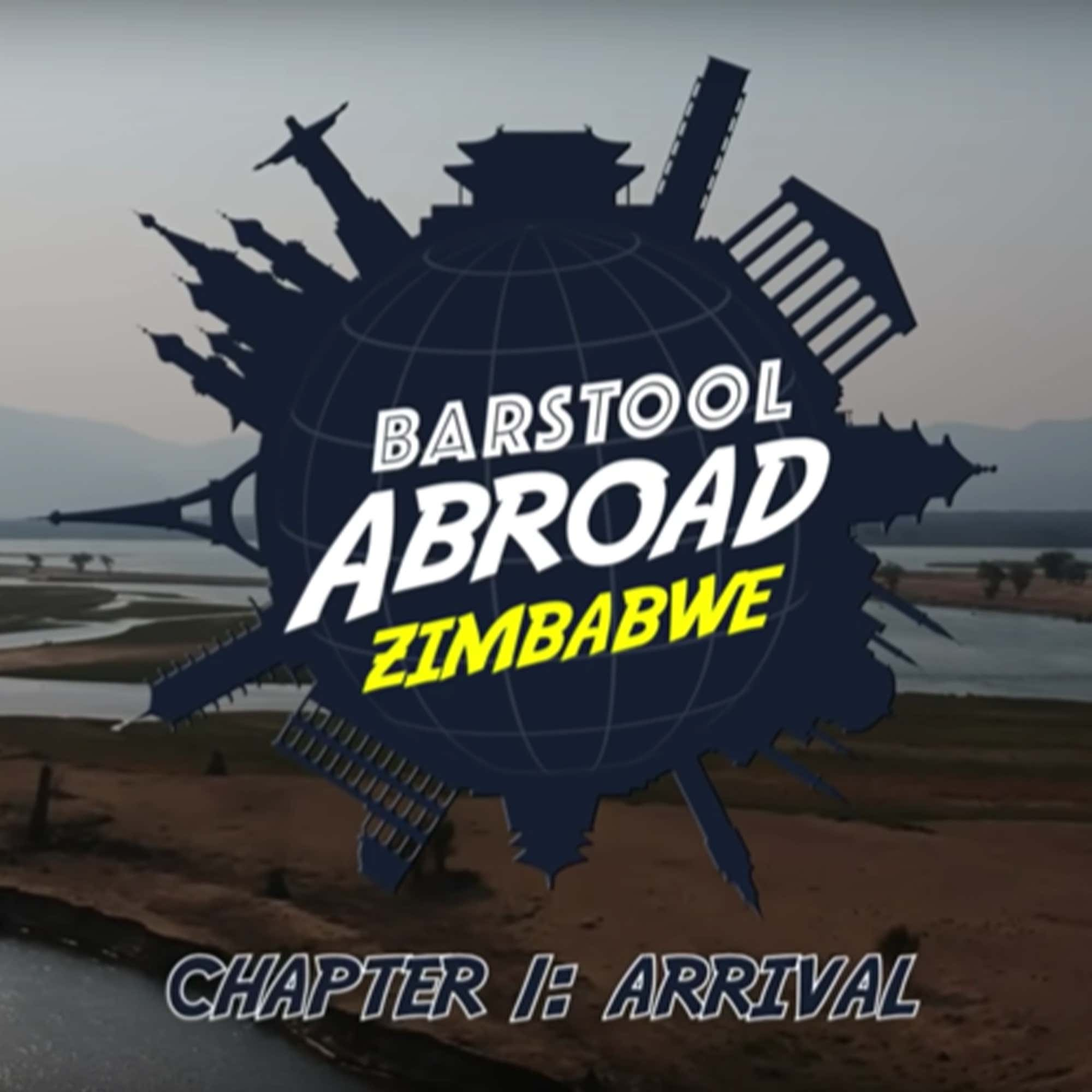 Barstool Abroad