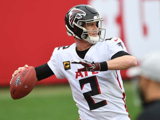 Matt Ryan Said Very Politically Correctly That He'll Be Quite Pissed If the Falcons Draft a QB