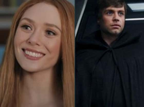 Elizabeth Olsen Says WandaVision Will Have Its Own Stunning 'Luke Skywalker' Type Moment By The End Of The Series