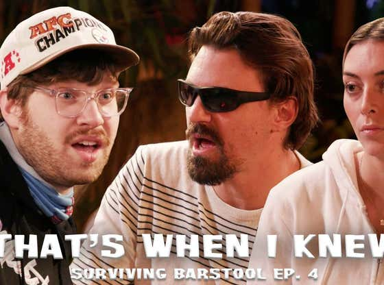 "Surviving Barstool Episode 4 -""Thats When I Knew"" Presented By New Amsterdam Vodka"