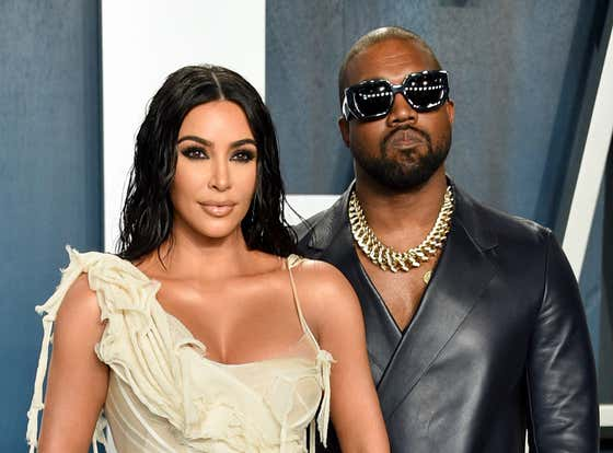 """Kanye West Is Reportedly """"Coaching"""" Kim Kardashian On How To Host SNL Ahead Of Her Appearance This Weekend"""