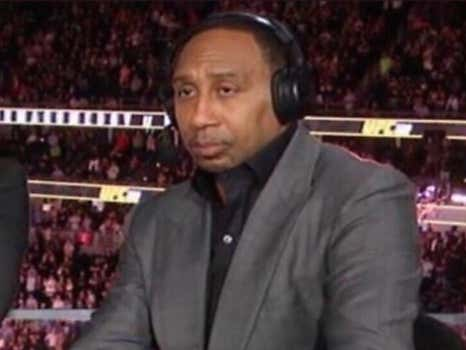 """Stephen A. Smith Doesn't """"Want To See Women Fighting"""" In The UFC"""