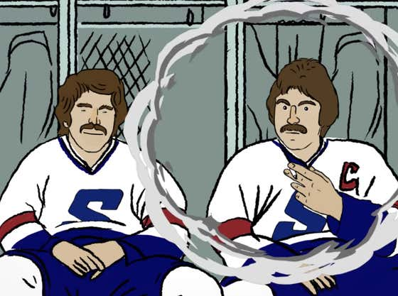 Brian Burke's Recap Of Pro Hockey In The 70s Will Have You Ready To Rip A Pack Of Darts At Your Next Beer League Game