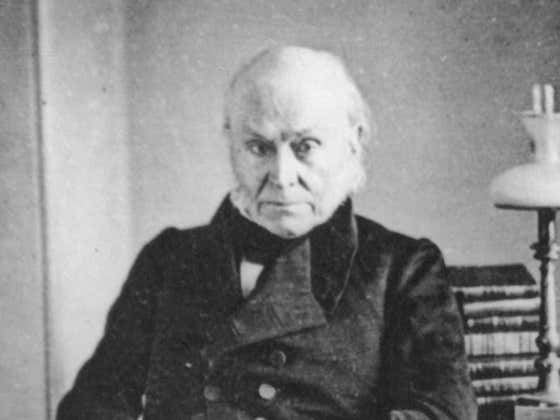 What You Didn't Learn: John Quincy Adams Edition