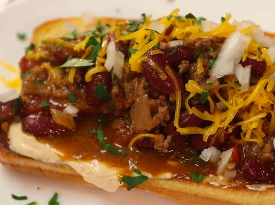 Chili Dogs | The College Cook Leftovers