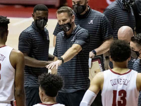 Basketball School: An Alabama Fan Put Up Billboards Across Tuscaloosa Criticizing The Team After They Lost To Missouri