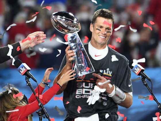 After Mastering Every Other Form of Human Endeavor, Tom Brady Sets His Sights on Dominating the NFT Market