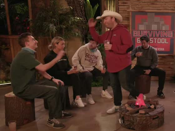 Comparing The Surviving Barstool Players To Survivor Contestants