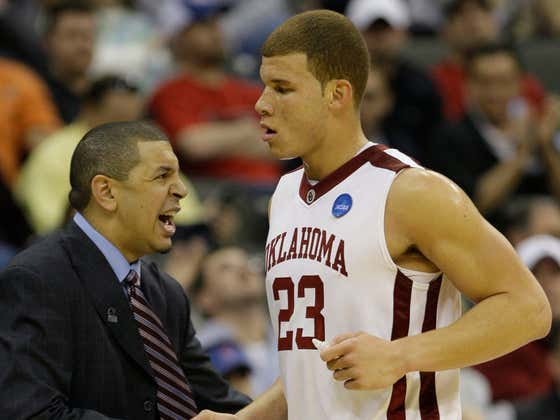 The Way Blake Griffin Committed to Jeff Capel and Oklahoma Was As Blake as It Gets