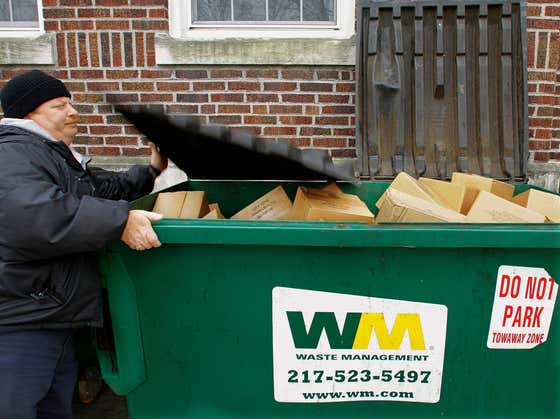 Trashy Ex? Book Them A Dumpster Stay This Valentine's Day