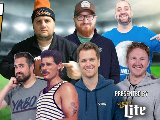 Friday Night Pints 42 Presented by Miller Lite