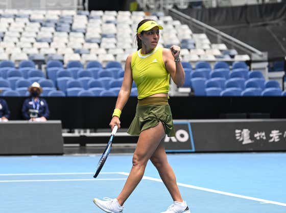 American Jessica Pegula, The Daughter Of The Buffalo Bills And Sabres Owners, Just Upset The Number 5 Overall Seed At The Aussie Open And Is Into The Quarterfinals