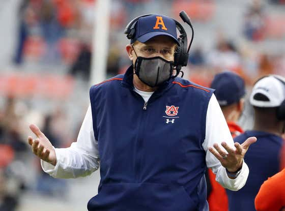 Even With His New Job, Auburn Still Owes Gus Malzahn His Full $21.5 Million Buyout Thanks to the Best Contract of All-Time