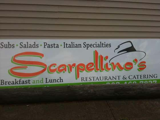 The Barstool Fund - Scarpellino's Restaurant and Catering