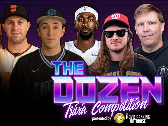 NBA's Terrence Ross & MLB's Evan Longoria Join Marty Mush For Trivia vs. Brandon & PFT (The Dozen pres. by MovieRankings.net: Episode 083)