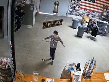 An LA Health Inspector is Caught on Camera Doing a Victory Dance After Shutting Down a Brewery That Should've Stayed Open