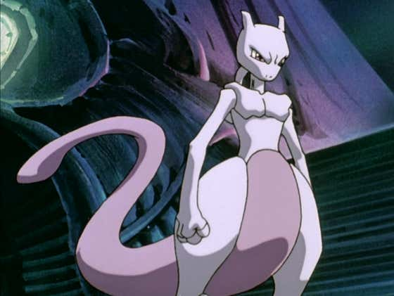 Fact: Mewtwo Could Have Had A Hall of Fame Career As A Power Forward In The NBA
