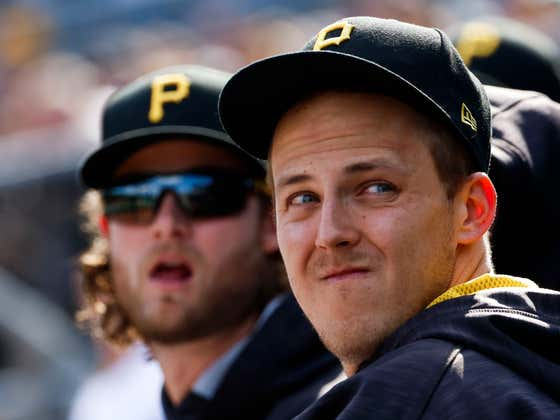 Being Gerrit Cole's Boy Sounds Like An Awesome Time