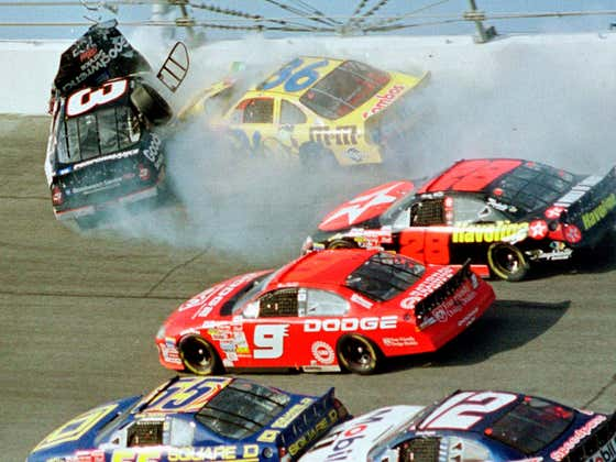 On This Date in Sports February 18, 2001: Tragedy at Daytona