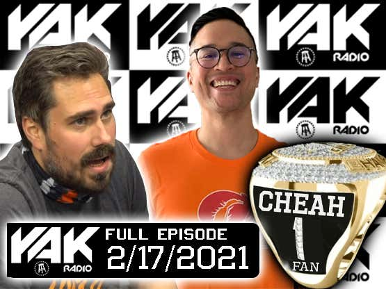 Big Cat Is Back On The Yak & Steven Cheah Deserves A Ring