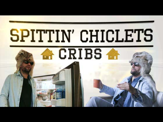 Chiclets Cribs: Paul Bissonnette's Scottsdale Oasis