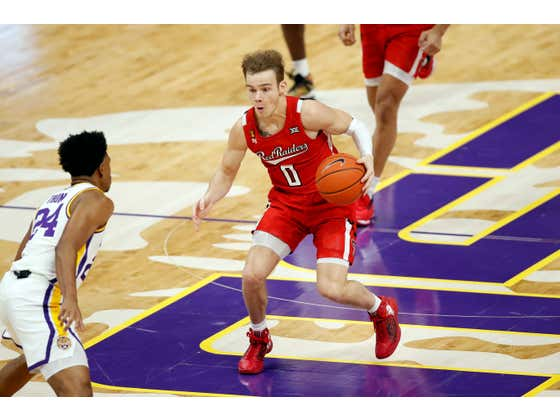 The Real Reason Why Mac McClung's Little Brother Was Upset After Texas Tech Missed a Buzzer Beater Against West Virginia A Few Weeks Ago