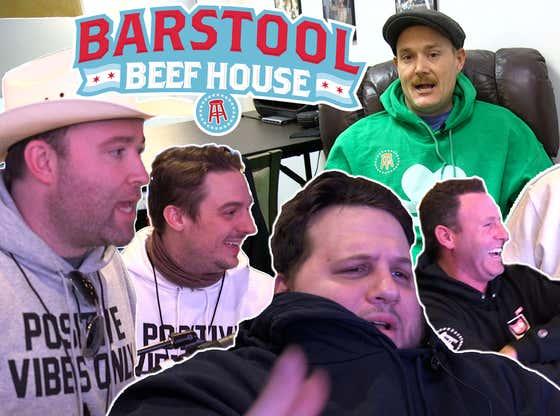 Beef House Volume 14