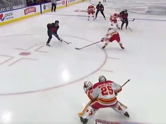Connor McDavid Does Things Every Night So Beyond Belief