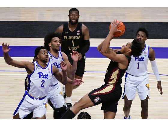 Blue Blood or New Blood? Florida State's Scottie Barnes Explains What Makes The Seminoles Different