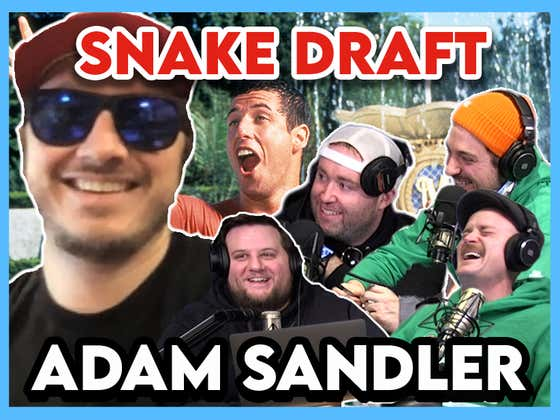 Adam Sandler Draft (ft. PFTCommenter): Is It Impossible To Name The #1 Side Character From All Sandler Movies?