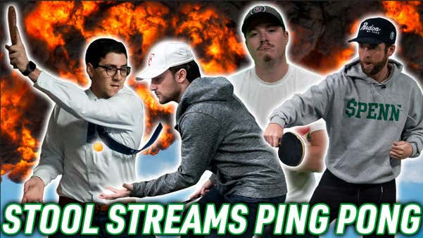 Stool Streams XXXIX: A Ping Pong Triple-Header in the Triple S