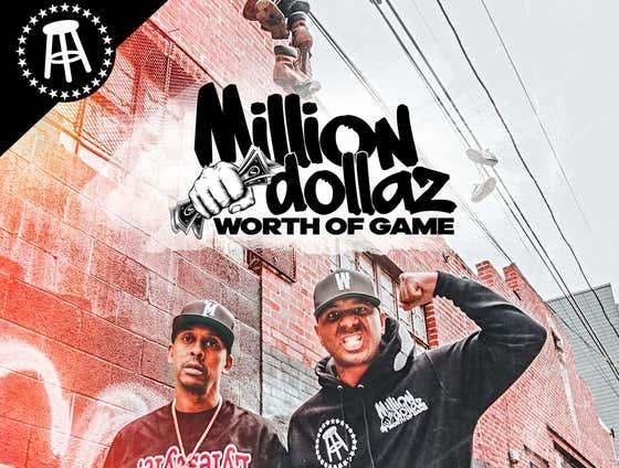 "FULL VIDEO: MILLION DOLLAZ WORTH OF GAME EP:106 ""FEATURING JADAKISS"""