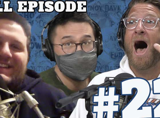 The Dave Portnoy Show with Eddie & Co. - Episode 22: The Endorsement