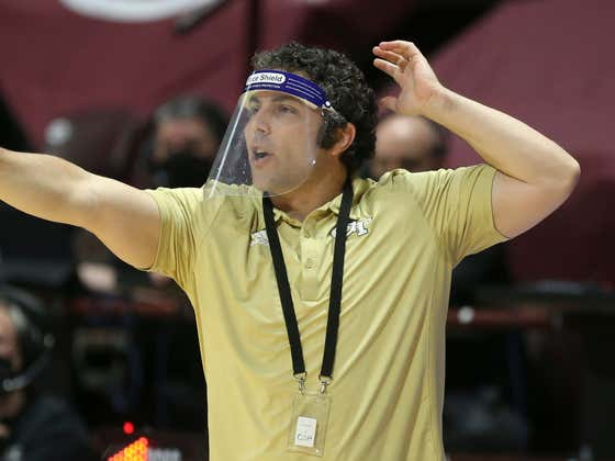 Josh Pastner Is Either Lying Or Desperately Trying To Save Coaching Jobs Because The ACC Actually Just Sucks At Basketball This Year