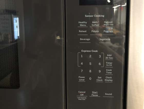 Are All The Buttons On A Microwave Just A Myth?