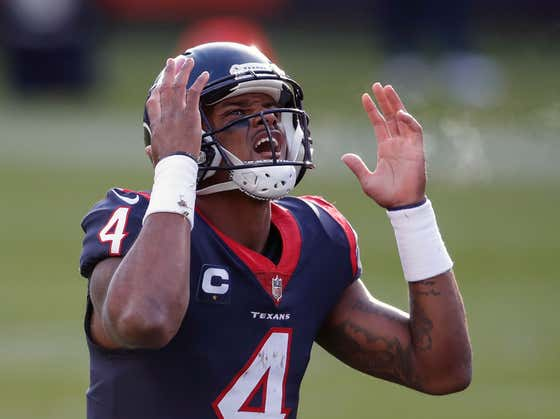 NFL Teams Are Now Leaving Voicemails For The Texans With Trade Offers For Watson Since Houston Refuses To Take Phone Calls